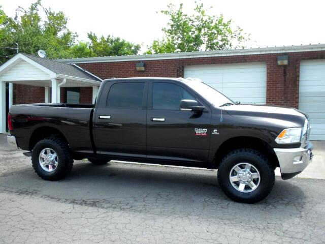 2010 RAM 2500 CHECK OUT THIS SHARP DODGE NEW TIRES 4WD CREW CAB ALL POWER CLEAN CARFAX THIS TRU