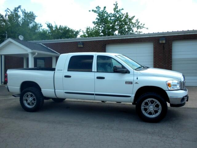 2007 Dodge Ram 2500 CHECK OUT THIS MEGA CAB 4WD 1 OWNER CLEAN CARFAX ALL POWER GOOD TIRES THI S