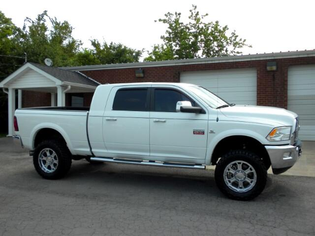 2011 Dodge Ram 2500 WOW LOADED UP MEGA CAB 4WD HEATED AND COOLED SEATS SUNROOF ADJUSTABLE PEDALS