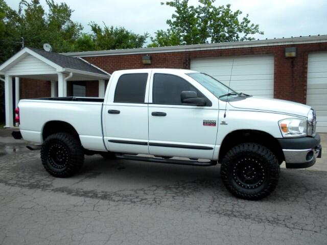 2007 Dodge Ram 2500 CHECK OUT THIS DODGE 4WD QUAD CAB POWER SEATS AND WINDOWS THIS DODGE IS POW