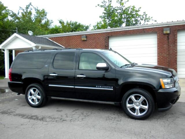 2009 Chevrolet Suburban CHECK OUT THIS LOADED UP SUBURBAN ADJUSTABLE PEDALS HEATED AND COOLED SE