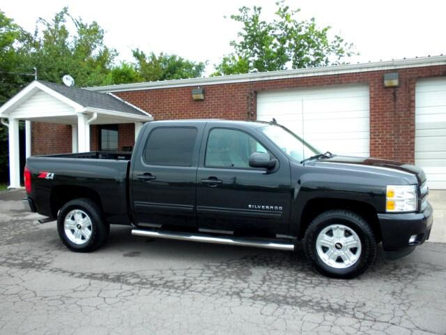 2012 Chevrolet Silverado 1500 CHECK OUT THIS LOADED UP SILVERADO 4WD CREW CAB LEATHER NAV HEATED