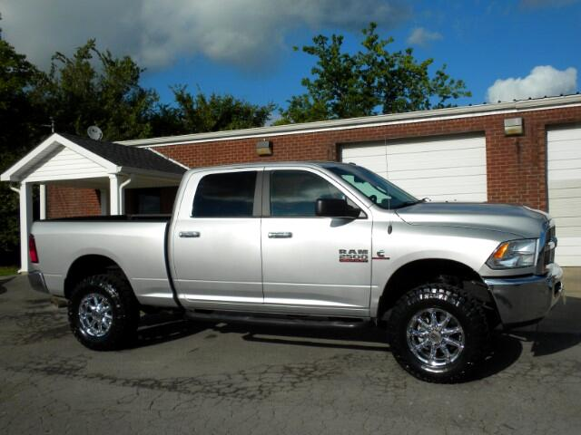 2014 RAM 2500 NICE RAM 4WD CREW CAB CRUISE BACK UP CAMERA ALL POWER EXTRA CLEAN THIS TRUCK IS