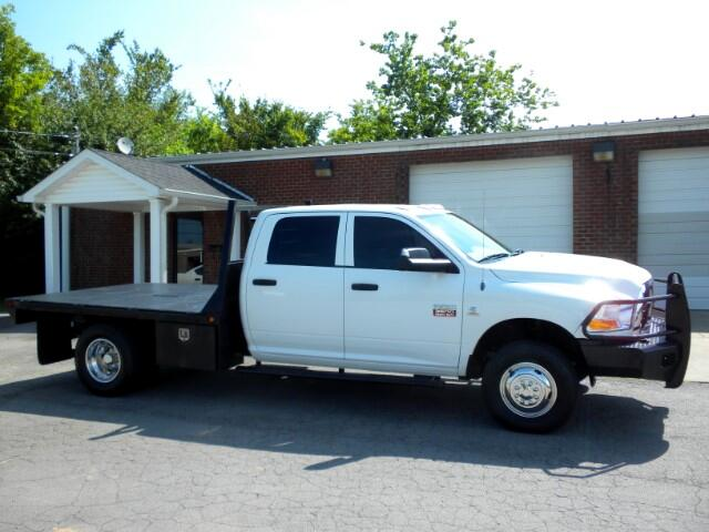 2012 Dodge Ram 3500 CHECK IT OUT 1 OWNER CLEAN CARFAX 4WD CRUISE POWER WINDOWS AND DOOR LOCKS T