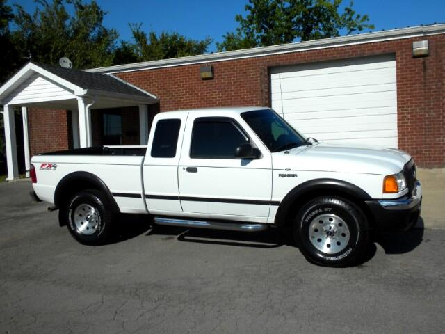 2005 Ford Ranger CHECK OUT THIS LOCAL TRADE SUPER CAB 4WD POWER WINDOWS GOOD TIRES CLEAN CARFAX