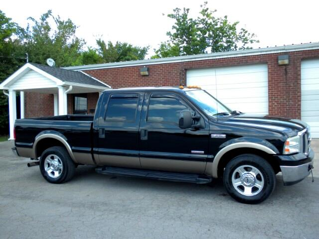 2007 Ford F-250 SD CHECK OUT THIS TRADE CREW CAB LEATHER GOD TIRES ALL POWER CLEAN CARFAX THIS