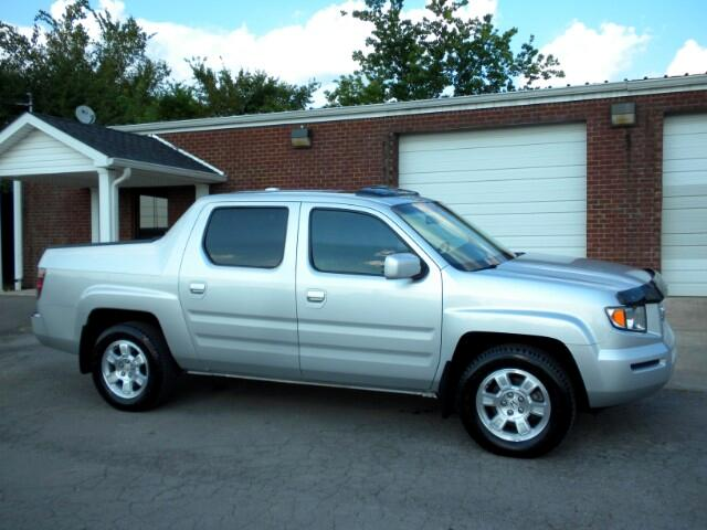 2008 Honda Ridgeline CHECK OUT THIS TRADE NON SMOKER 4WD HEATED SEATS LEATHER ALL POWER SUNROOF