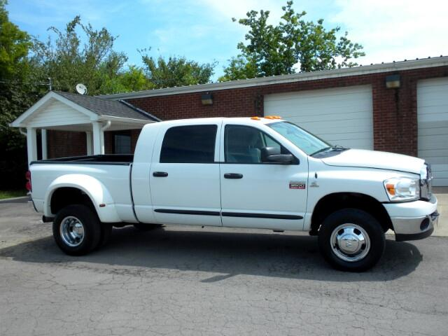 2008 Dodge Ram 3500 WOW CHECK OUT THIS HARD TO FIND MEGA CAB WITH A 6 SPEED MANUAL TRANSMISSION N