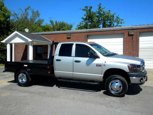 2009 Dodge Ram 3500 CHECK OUT THIS 3500 NEW BED GOOD TIRES POWER WINDOWS AND LOCKS 4WD QUAD CAB