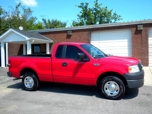 2008 Ford F-150 CHECK OUT THIS GAS SAVER GREAT FOR THE FIRST TIME BUYER OR JUST TO RUN AROUND TOWN