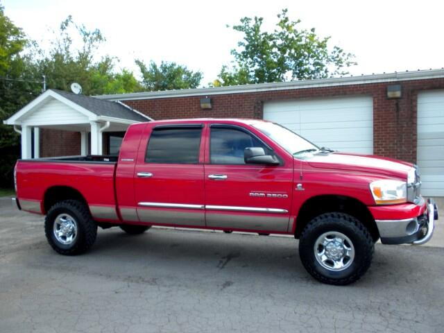 2006 Dodge Ram 2500 CHECK OUT THIS RAM 2500 MEGACAB ALL POWER OPTIONS RUNS GREAT 4WD GOOD TIRES