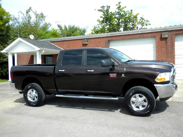 2010 RAM 2500 CHECK OUT THIS SHARP RAM GREAT COLOR COMBINATION 4WD NEW TIRES CREW CAB ALL POWE