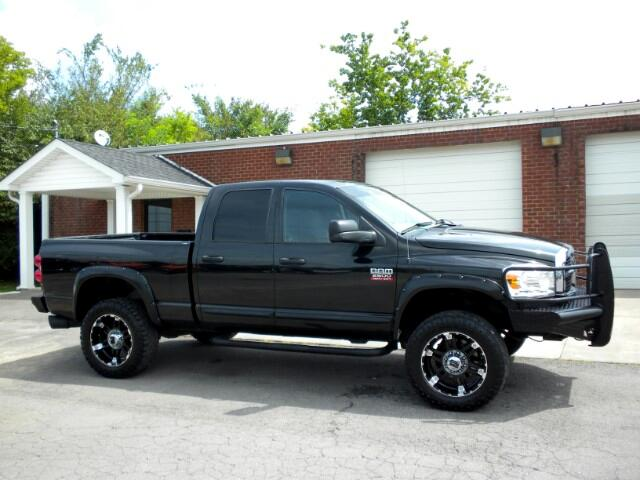2007 Dodge Ram 2500 CHECK OUT THIS HARD TO FIND DODGE 4WD QUAD CAB NAV ALL POWER GOOD TIRES THI