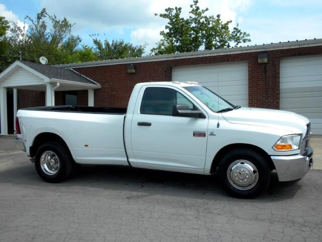 2012 RAM 3500 NICE TRUCK 1OWNER CLEAN CARFAX GOOD TIRES THIS TRUCK IS POWERED BY A LONG LASTING