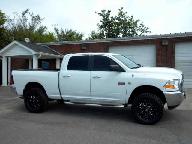 2012 RAM 2500 CHECK OUT THIS SHARP RAM 1 OWNER CLEAN CARFAX NEW WHEELS AND TIRES CREW CAB 4WD
