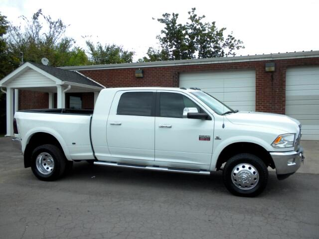 2012 RAM 3500 CHECK OUT THIS SUPER NICE LARAMIE 4WD GOOD TIRES LEATHER NAV HEATED AND COOLED SEAT