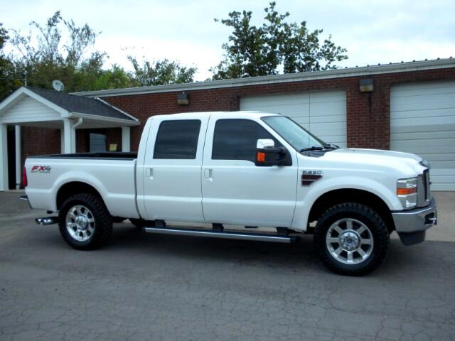 2010 Ford F-250 SD CHECK OUT THIS FORD 4WD ADJUSTABLE PEDALS LEATHER CREW CAB HEATED SEATS NEW T