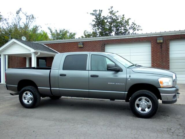 2006 Dodge Ram 2500 SHARP DODGE 4WD MEGA CAB ALL POWER GOOD TIRES THIS DODGE IS POWERED BY A L