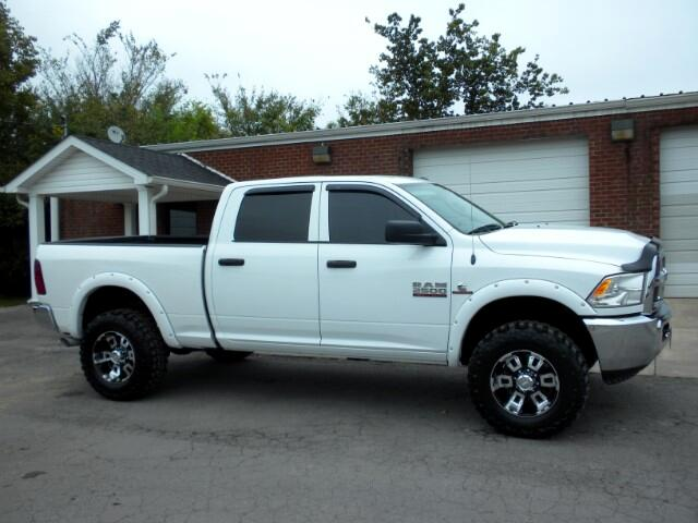 2013 RAM 2500 CHECK OUT THIS 2500 NEW WHEELS AND TIRES 4WD CREW CAB POWER WINDOWS AND LOCKS CLEAN