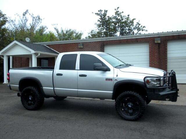 2007 Dodge Ram 2500 CHECK OUT THIS 2500 4WD QUAD CAB POWER WINDOWS AND LOCKS THIS TRUCK IS POWE