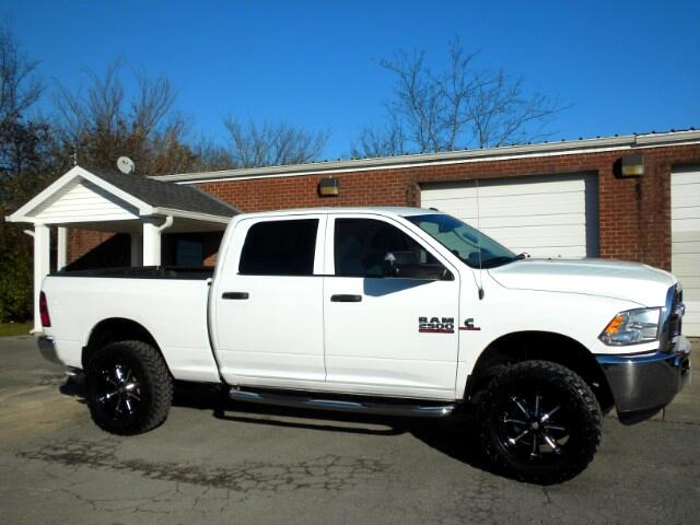 2014 RAM 2500 CHECK OUT THIS LIKE NEW RAM 4WD CREW CAB 1 OWNER CLEAN CARFAX SHARP WHEELS NEW TIRE