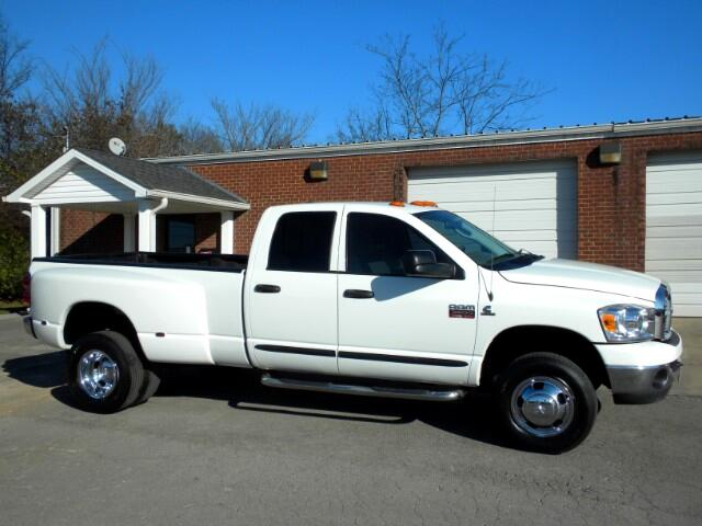 2007 Dodge Ram 3500 THIS DODGE IS READY TO ROLL 4WD NEW TIRES QUAD CAB ALL POWER 1 OWNER CLEAN CA