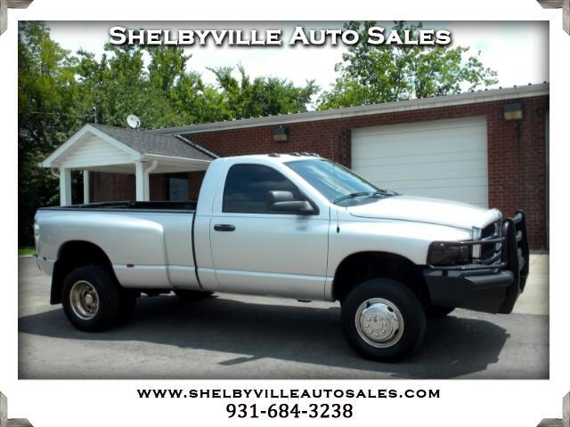 2005 Dodge Ram 3500 Regular Cab 4WD DRW