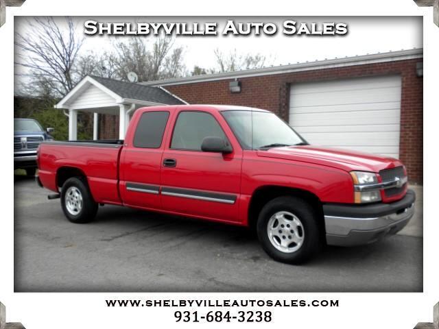 2003 Chevrolet Silverado 1500 LS Ext. Cab Short Bed 2WD