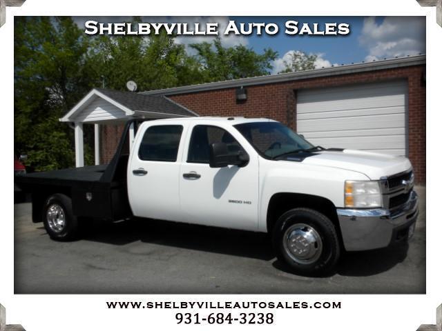2010 Chevrolet Silverado 3500HD Work Truck Crew Cab DRW 2WD