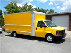 2011 GMC G-Series Van