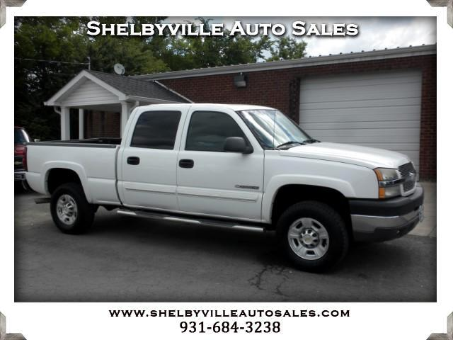 2004 Chevrolet Silverado 2500HD LS Crew Cab Short Bed 2WD