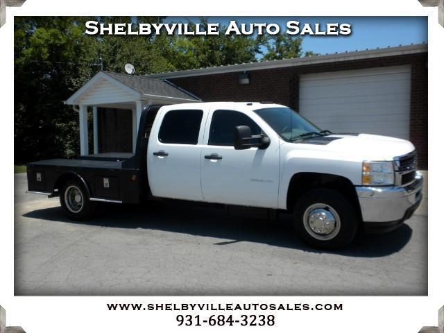 2012 Chevrolet Silverado 3500HD LT Crew Cab 4WD DRW