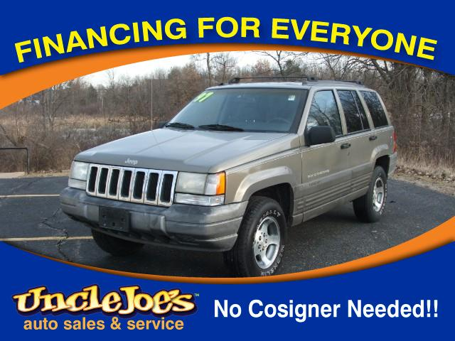 1997 Jeep Grand Cherokee Laredo 2WD