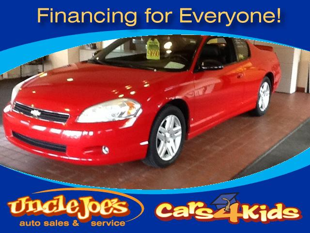 2006 Chevrolet Monte Carlo Clean car fax and one owner This car is very clean and drives great It