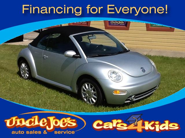 2004 Volkswagen New Beetle Here are some things you need to know before you buy a used car1 Never
