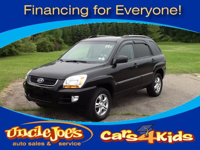 2008 Kia Sportage We buy lots of Cars4Kidslotsand this one is exceptional for the slightly