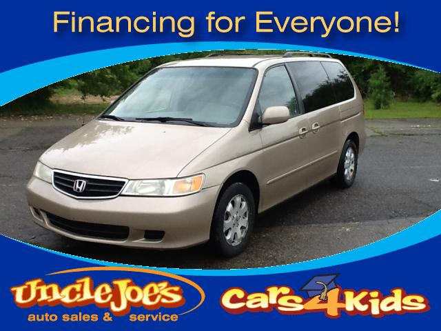 2002 Honda Odyssey Well what can you say about a Hondaother than they last longer than any othe