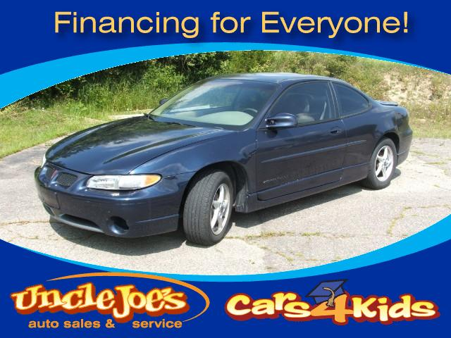 2000 Pontiac Grand Prix Here is how we got the carif we dont sell it for the 399500 we are g