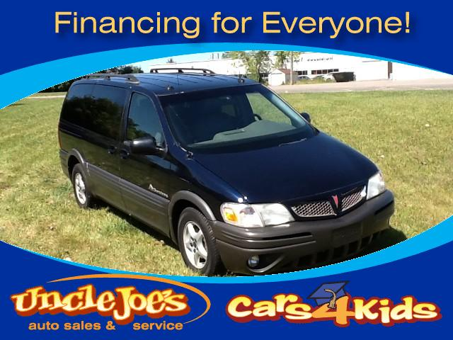 2004 Pontiac Montana Great van for the familyall the options including the TVimagine goi