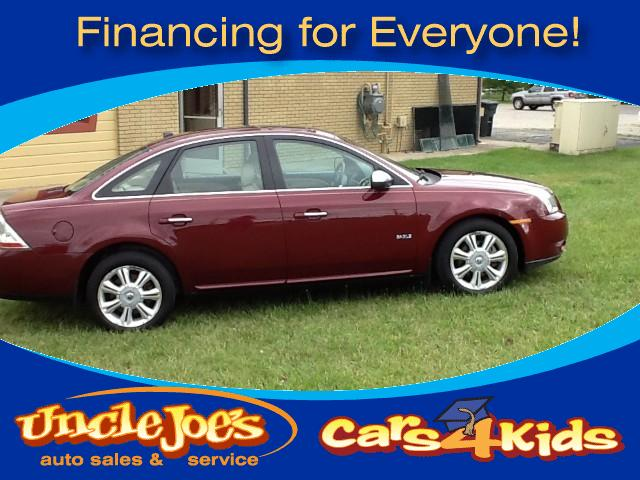2008 Mercury Sable Here is the car if you are looking for L O A D E DTHIS ONE IS LOADED Ev