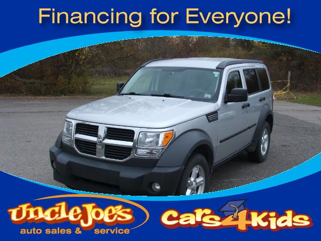 2007 Dodge Nitro Alrightyhere is the skinnyLarry and his bride want to get a new car and t