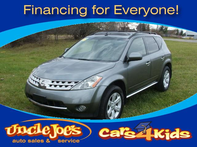 2006 Nissan Murano OMGif you have never driven one of these you need tothese are one of the