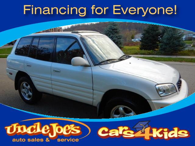1999 Toyota RAV4 Here are some things you need to know before you buy a used car1 Never buy from