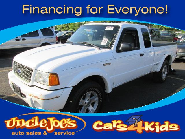 2002 Ford Ranger Here are some things you need to know before you buy a used car1 Never buy from