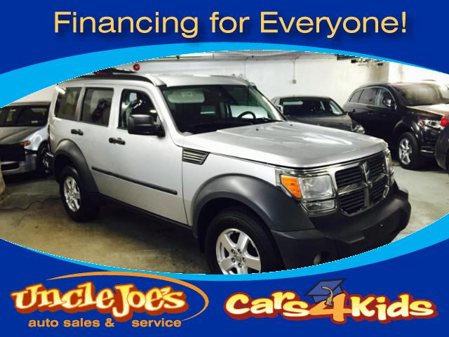 2007 Dodge Nitro The pictures are off the internet sent to us from the guy we bought the car from