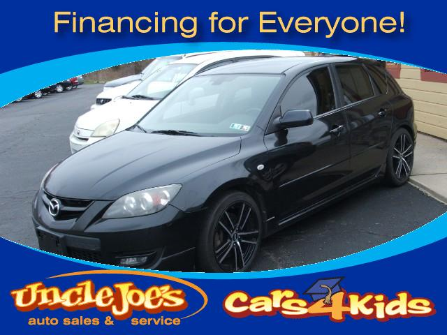2008 Mazda MAZDASPEED3 Brand New Turboall is great on this carwe just got it inthese pi