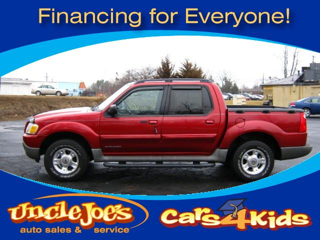 2002 Ford Explorer Sport Trac Here are some things you need to know before you buy a used car1 Ne