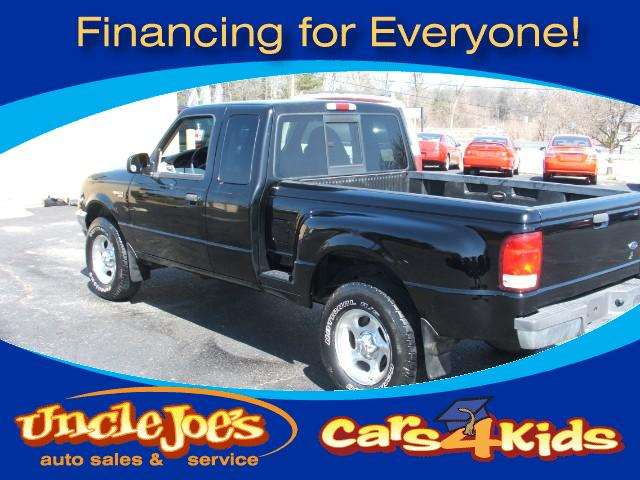 2000 Ford Ranger Here are some things you need to know before you buy a used car1 Never buy from