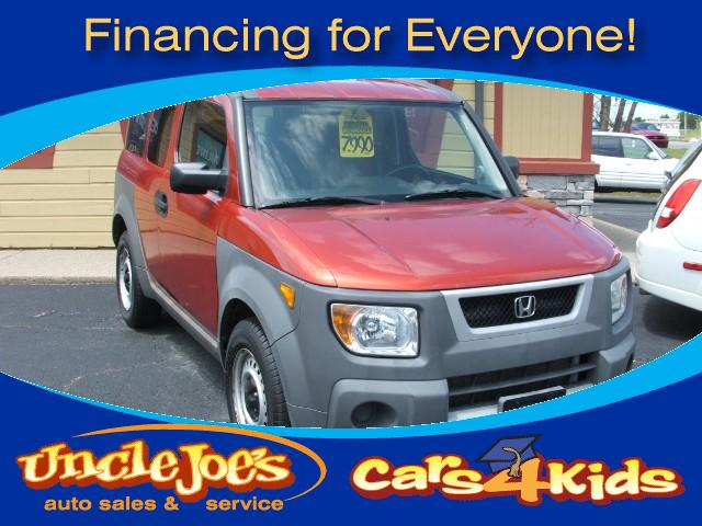 2004 Honda Element Here are some things you need to know before you buy a used car1 Never buy fro