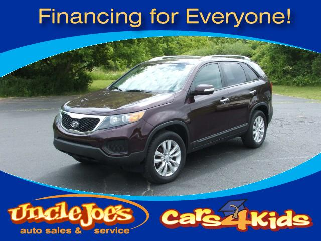 2011 Kia Sorento Here are some things you need to know before you buy a used car1 Never buy from